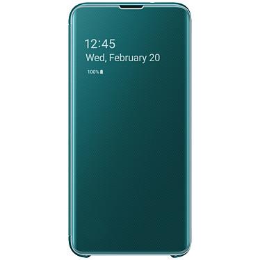 Samsung Clear View Cover Verde Galaxy S10e