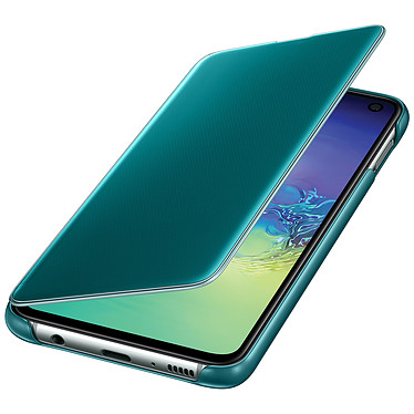 Avis Samsung Clear View Cover Vert Galaxy S10e