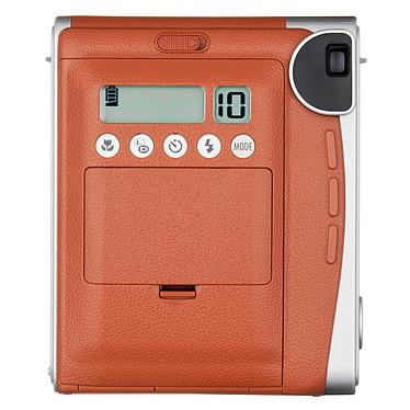 Fujifilm instax mini 90 Neo Classic Marron + instax mini Bipack pas cher