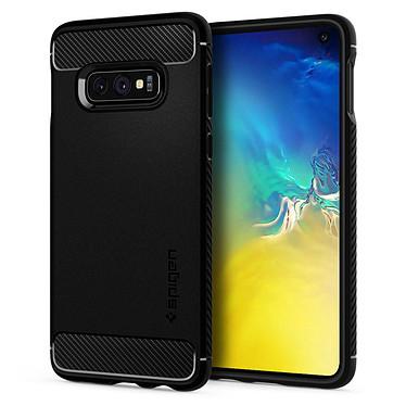 Spigen Rugged Armor Negro Galaxy S10e Funda de protección para el Samsung Galaxy S10e