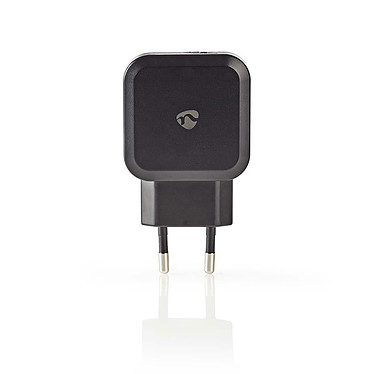 Acheter Nedis Chargeur mural USB-C 30W (Noir)