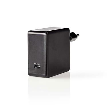 Avis Nedis Chargeur mural USB-C 60W (Noir)