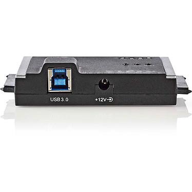 Avis Nedis USB 3.0 to Dual SATA Hard Disk Driver Adapter