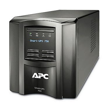 APC Smart-UPS SMT 750VA Tour