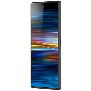 "Sony Xperia 10 Plus Noir (4 Go / 64 Go) Smartphone 4G-LTE Advanced Dual SIM - Snapdragon 636 8-Core 1.8 GHz - RAM 4 Go - Ecran tactile 6.5"" 1080 x 2520 - 64 Go - NFC/Bluetooth 5.0 - 3000 mAh - Android 9.0"