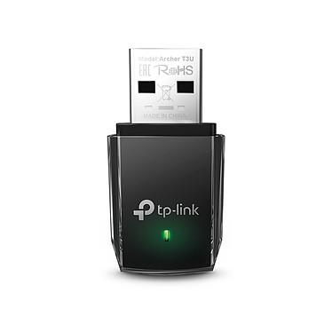 TP-Link Archer T3U Adaptateur USB sans fil double bande AC1300 (AC867 + N400)