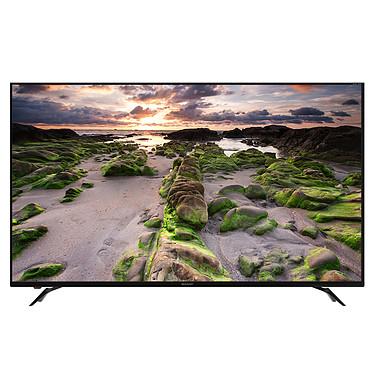 "Sharp LC-70UI9362E Téléviseur LED 4K Ultra HD 70"" (178 cm) - 3840 x 2160 pixels - Ultra HD - HDR10 - Wi-Fi - DLNA - Harman/Kardon - 800 Hz"