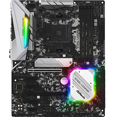 Avis ASRock B450 Steel Legend