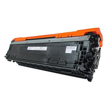 UPrint CE742A (Jaune) Toner jaune compatible HP CE742A (7 300 pages à 5%)