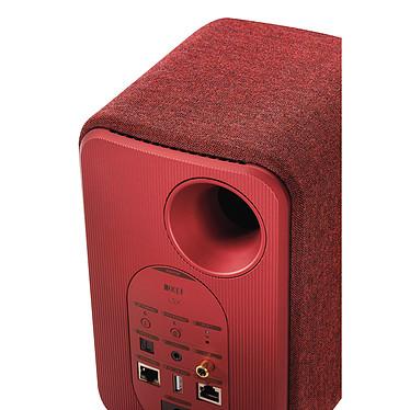 Avis KEF LSX Wireless Rouge