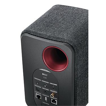 Avis KEF LSX Wireless Noir