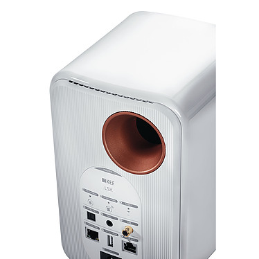 Avis KEF LSX Wireless Blanc