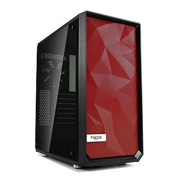 Opiniones sobre Fractal Design Color Mesh Panel pour Meshify C (Rojo)