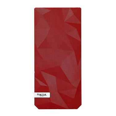 Fractal Design Color Mesh Panel pour Meshify C (Rojo) Frente de malla para caja Meshify C