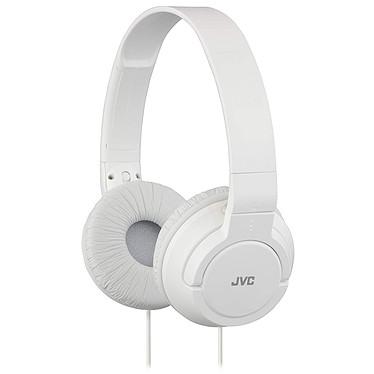 JVC HA-S180 Blanc  Casque supra-auriculaire pliable
