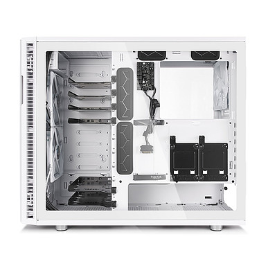 Avis Fractal Design Define R6 TG Panneau latéral - Blanc
