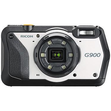 Ricoh G900 Appareil photo de chantier IP68 20 MP - Résistance aux produits chimiques - Zoom optique 5x - Vidéo Ultra HD - GPS/Boussole électronique