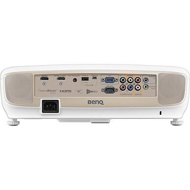 BenQ W2000 + LDLC Ecran manuel - Format 16:9 - 220 x 124 cm pas cher