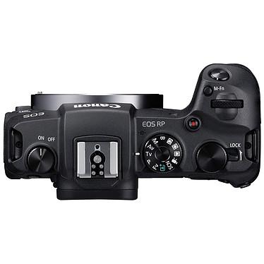 Avis Canon EOS RP + EF-EOS R