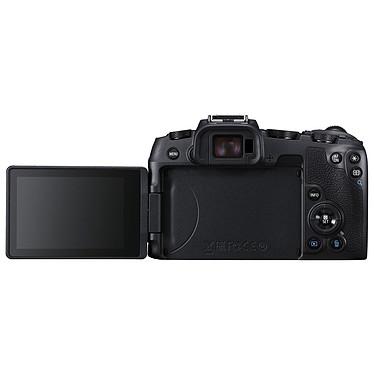 Canon EOS RP + RF 24-105mm f/4L IS USM + EF-EOS R pas cher