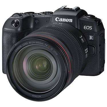 Avis Canon EOS RP + RF 24-105mm f/4L IS USM + EF-EOS R