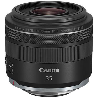 Canon RF 35mm f/1.8 IS Macro STM Objectif standard hybride plein format avec stabilisation optique et fonctions macro