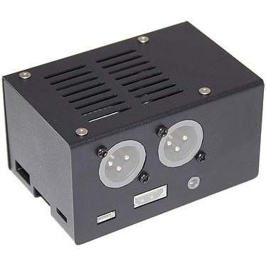 HiFiBerry Case IV Boîtier pour carte HiFiBerry DAC+ RCA/XLR et Digi+ avec Raspberry Pi B+/ 2B / 3B / 3B+