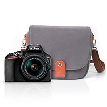 Nikon D3500 + AF-P DX 18-55 VR + Fourre-tout