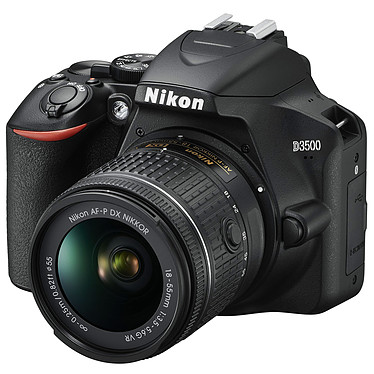 Avis Nikon D3500 + AF-P DX 18-55 VR + Fourre-tout