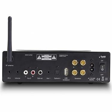 Acheter Elipson MC Mini + Q Acoustics 3020i Noir
