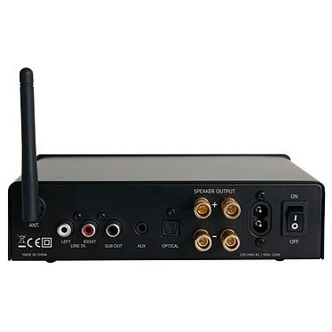 Avis Tangent Ampster BT + Q Acoustics 3020i Noyer