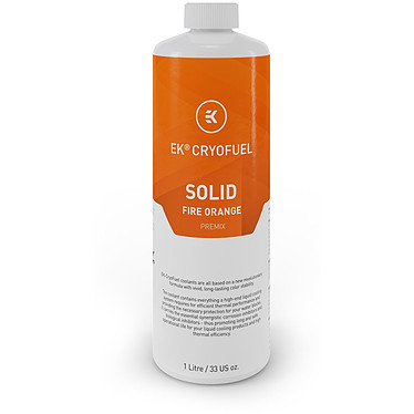 EK Water Blocks EK-CryoFuel 1000 mL (orange)