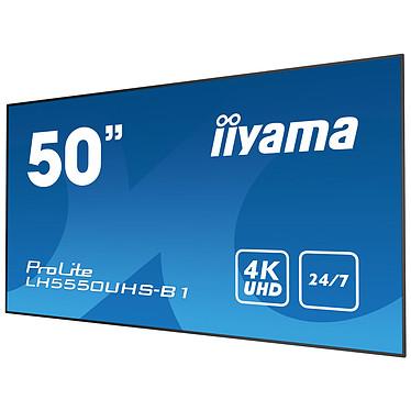 "Acheter iiyama 50"" LED - ProLite LH5050UHS-B1"