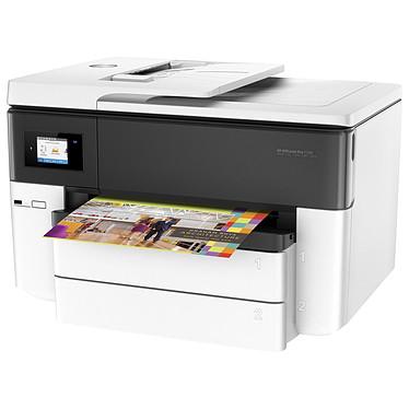 Avis HP OfficeJet Pro 7740 + Papier mat + Pack 4 cartouches