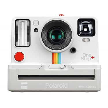 Polaroid OneStep+ Blanc Appareil photo instantané avec Bluetooth, double focale et flash
