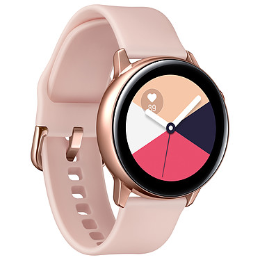 Avis Samsung Galaxy Watch Active Rose