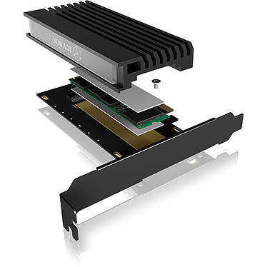 Acheter ICY BOX IB-PCI214M2-HSL