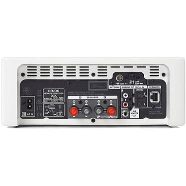 Avis Denon CEOL N10 Blanc - Sans HP + Q Acoustics 3010i Noir