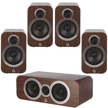 Q Acoustics Pack 5.0 3020i Noyer