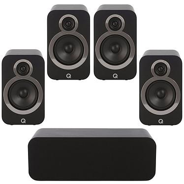 Q Acoustics Pack 5.0 3020i Noir Pack d'enceintes 5.0