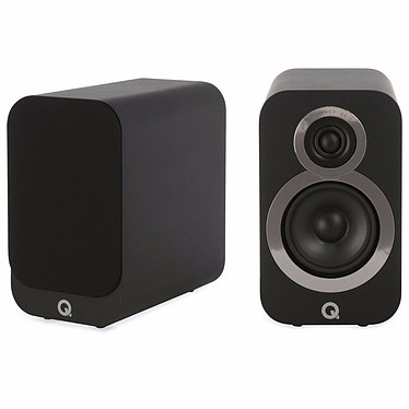 Avis Q Acoustics 3090Ci + 3010i + 3020i Noir