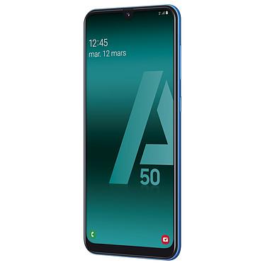 Avis Samsung Galaxy A50 Bleu