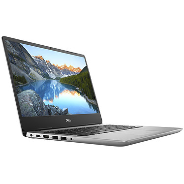 "Dell Inspiron 14 5480 (CK5VN) Intel Core i7-8565U 8 Go SSD 128 Go + HDD 1 To 14"" LED Full HD NVIDIA GeForce MX250 Wi-Fi AC/Bluetooth Webcam Windows 10 Famille 64 bits"