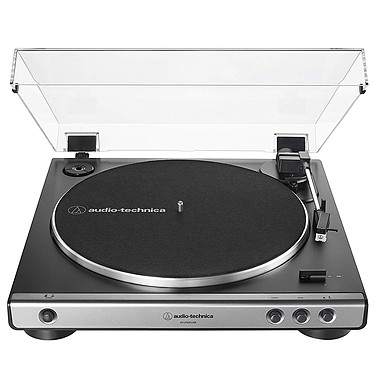 Audio-Technica AT-LP60XUSB Gris