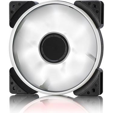 Fractal Design Prisma SL-12 (White) Ventilateur de boîtier 120 mm - LED Blanches