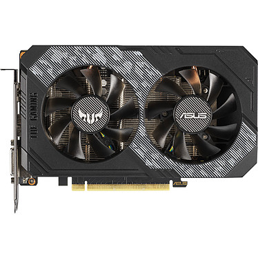 Avis ASUS GeForce RTX 2060 TUF-RTX2060-O6G-GAMING