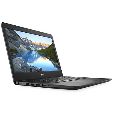 "Dell Inspiron 14 3480 (CKR55) Intel Core i5-8265U 8 Go SSD 256 Go 14"" LED Full HD Wi-Fi AC/Bluetooth Webcam Windows 10 Famille 64 bits"