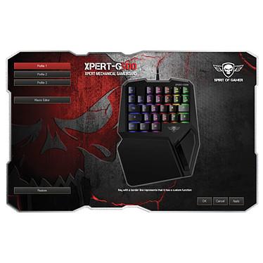Spirit of Gamer Xpert-G500 pas cher