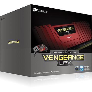 Acheter Corsair Vengeance LPX Series Low Profile 128 Go (8x 16 Go) DDR4 4000 MHz CL19