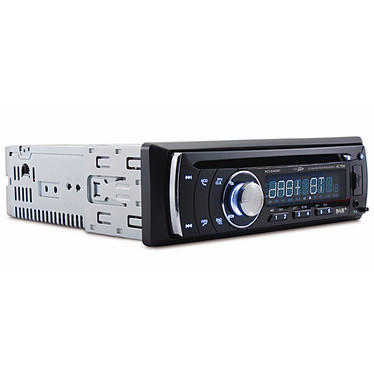 Caliber RCD 234DBT Autoradio 4 x 75 Watts CD/MP3/WMA/USB/SD avec Bluetooth, tuner AM/FM/DAB+ et entrée AUX